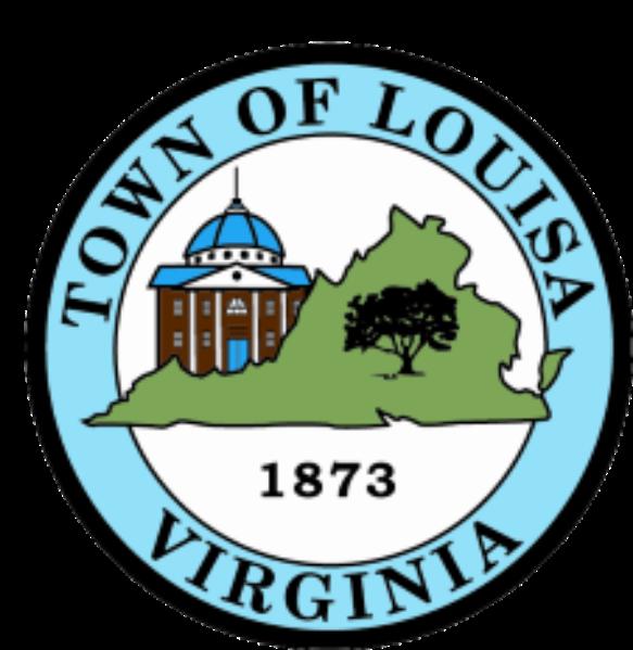 Town of Louisa Logo